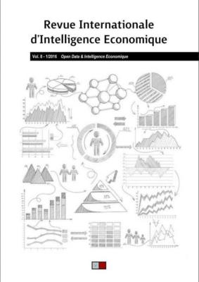 Revue Internationale d'Intelligence Economique R2IE 8/1