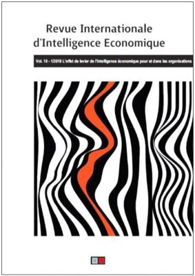 Revue Internationale d'intelligence économique R2IE 10-1